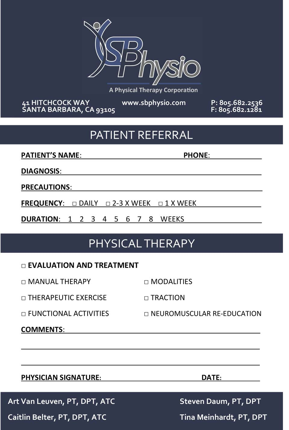 Referral Slip Image
